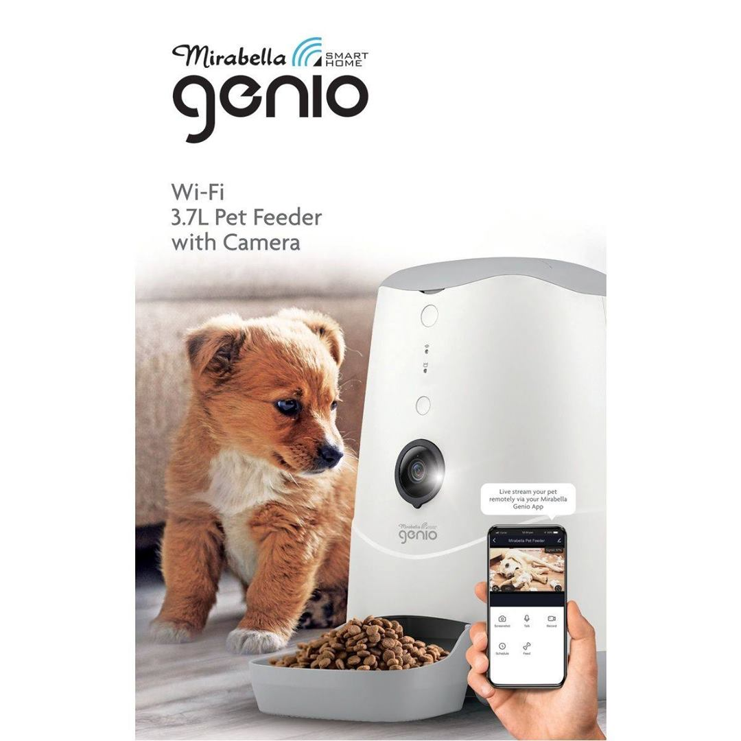 Pet Owners Need To See This Wi Fi Smart Feeder From Kmart