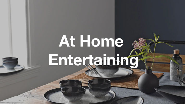 At Home Entertaining
